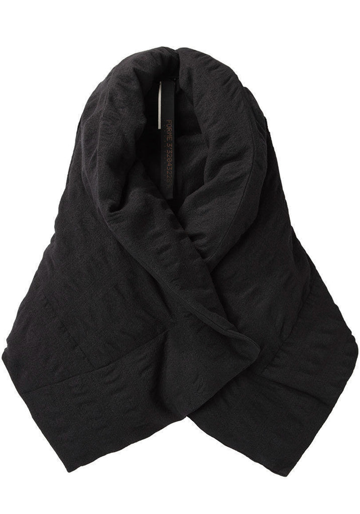 Down-Padded Blanket Vest
