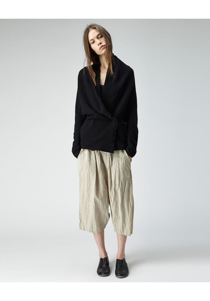 Oversized Cropped Pants