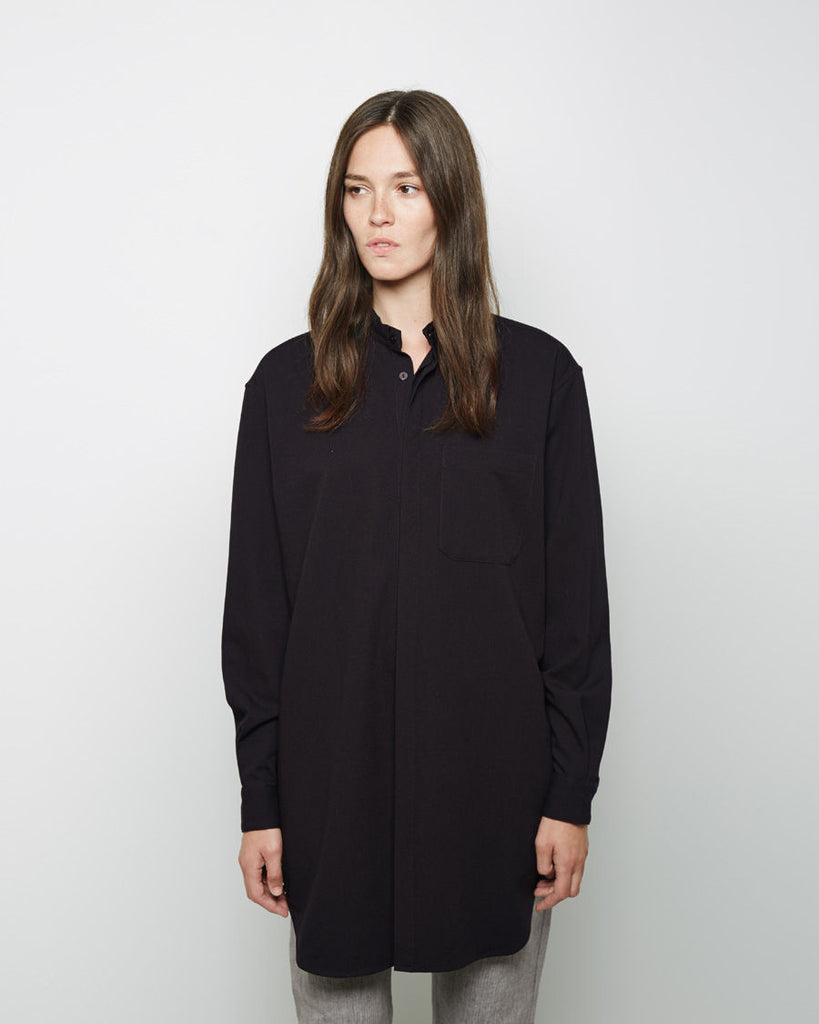 Oversized Wool Shirt