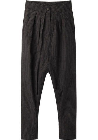 Slouch Tucked Pants