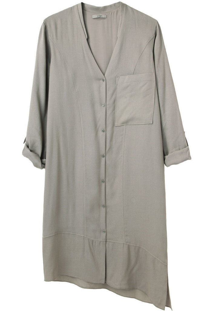 Long Sleeve Shirtdress
