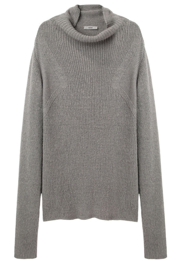 Mixed Stitch Turtleneck