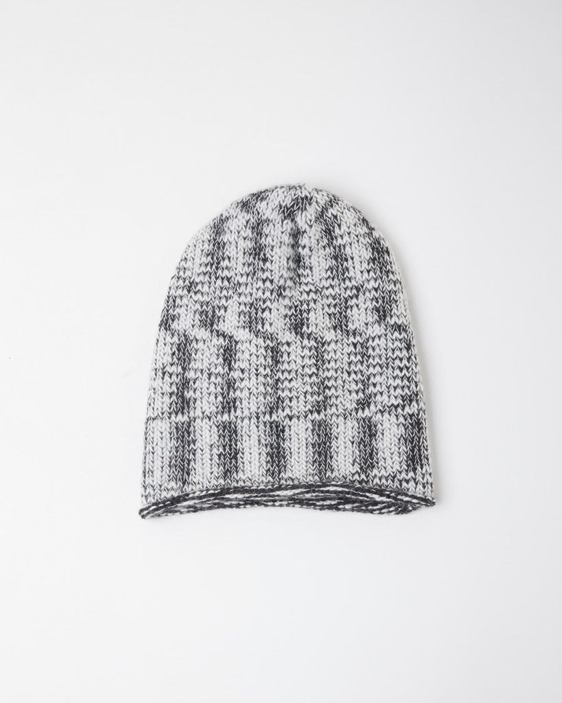 Plait Crown Beanie