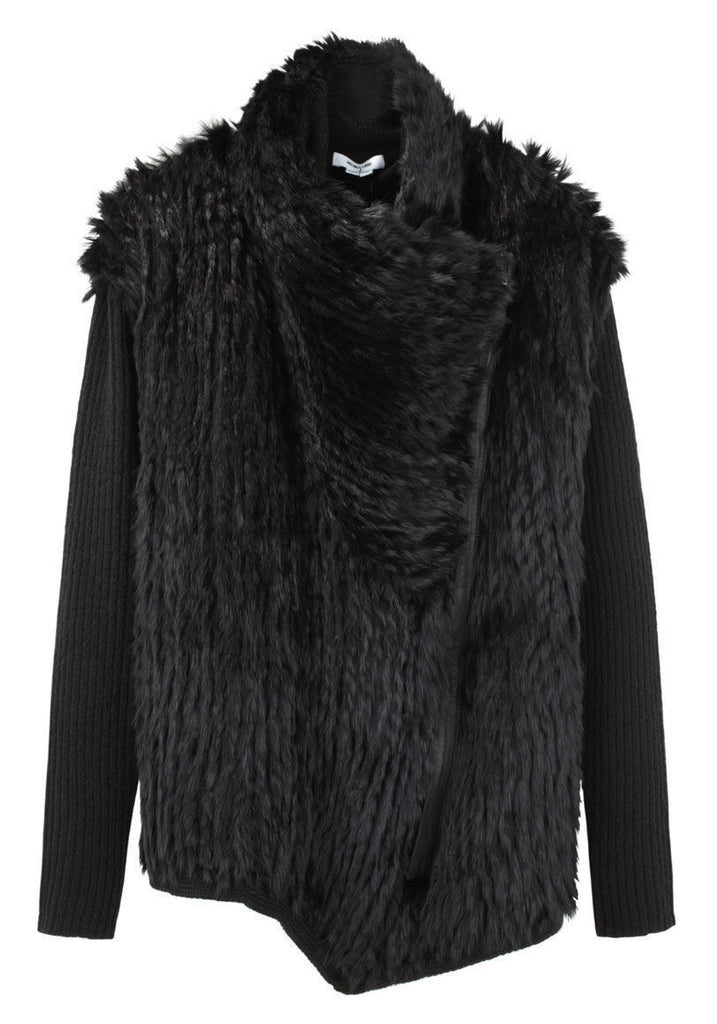 Fur Trim Jacket