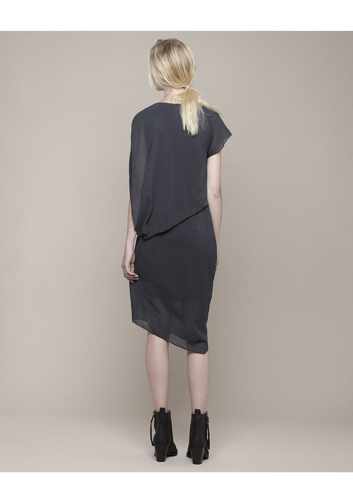 Lyra Drape Dress