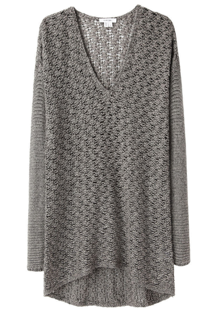 Open Knit Tunic