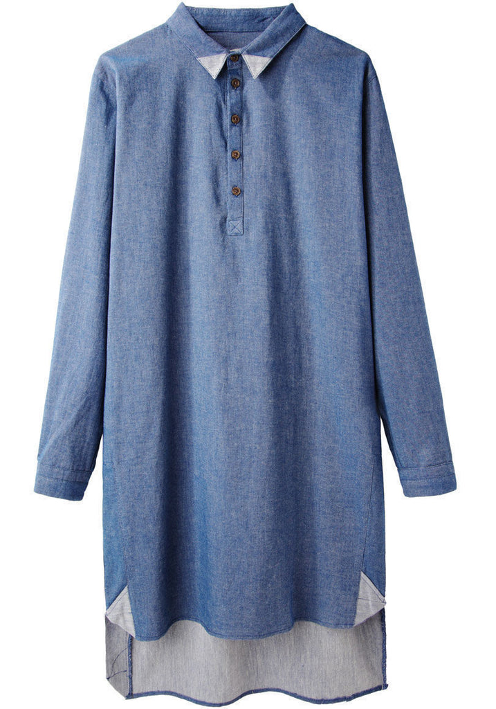 Corner Shirtdress