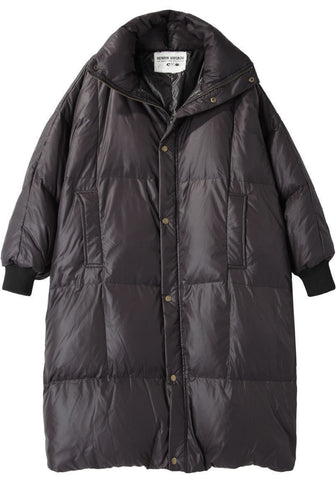Down Duvet Coat