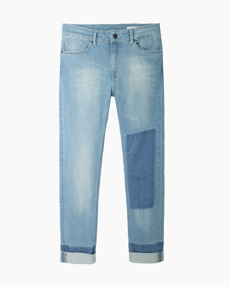 Stay Patch Jeans
