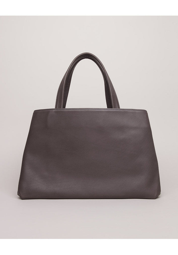 Hidden Lock Shoulder Bag
