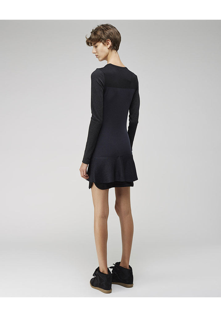 Adams Peplum Dress