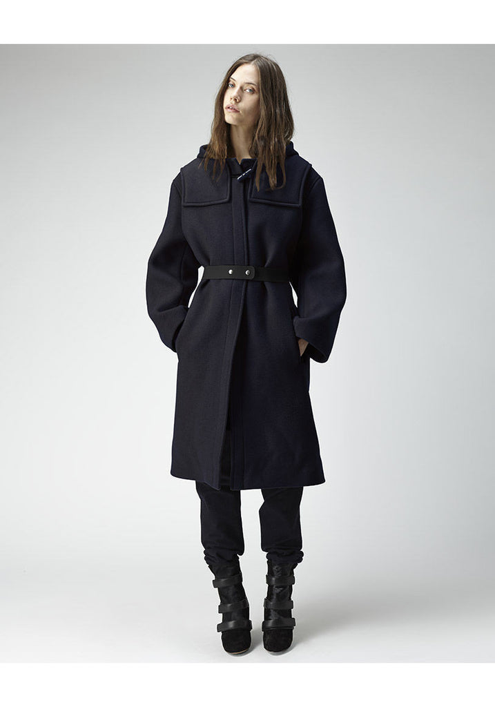 Aeryn Hooded Coat