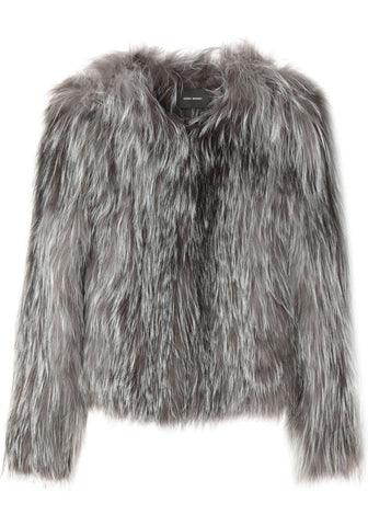 Aileen Fox Fur Jacket