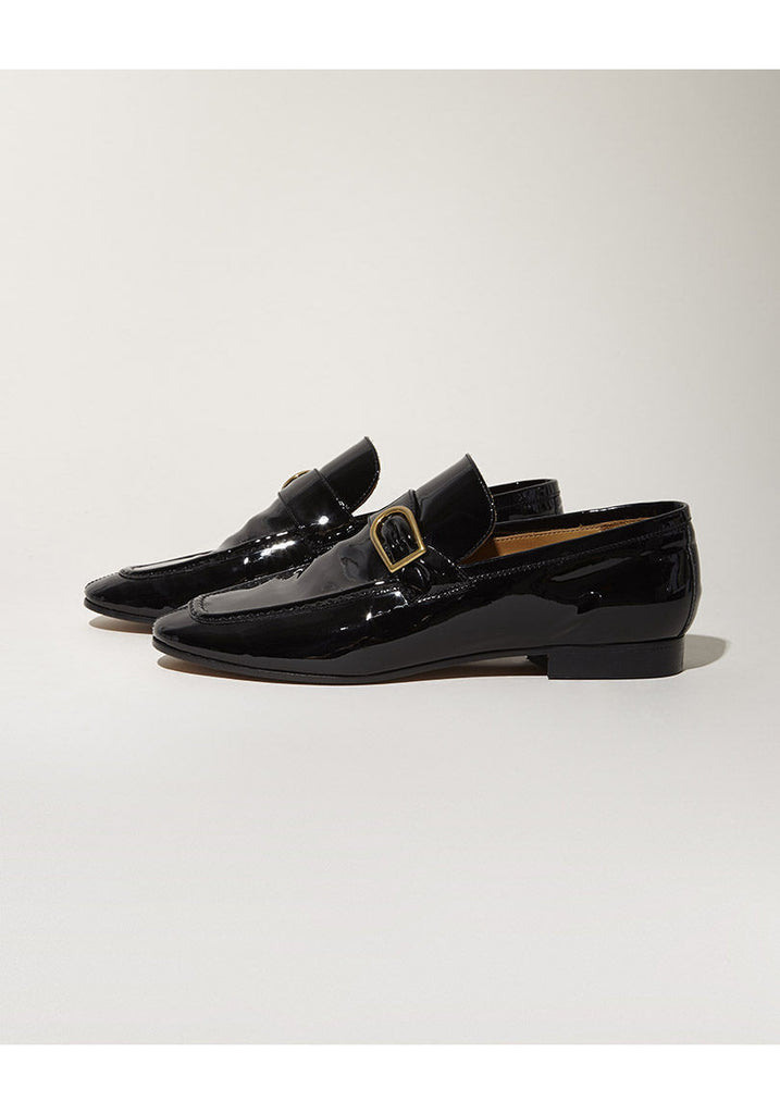 August Patent Loafer