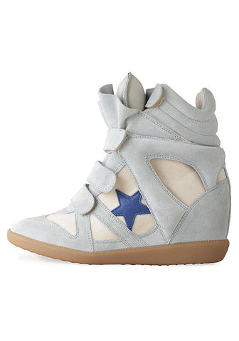 Bayley High-Top Star Sneaker