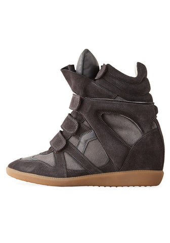 Bekett High-Top Sneaker