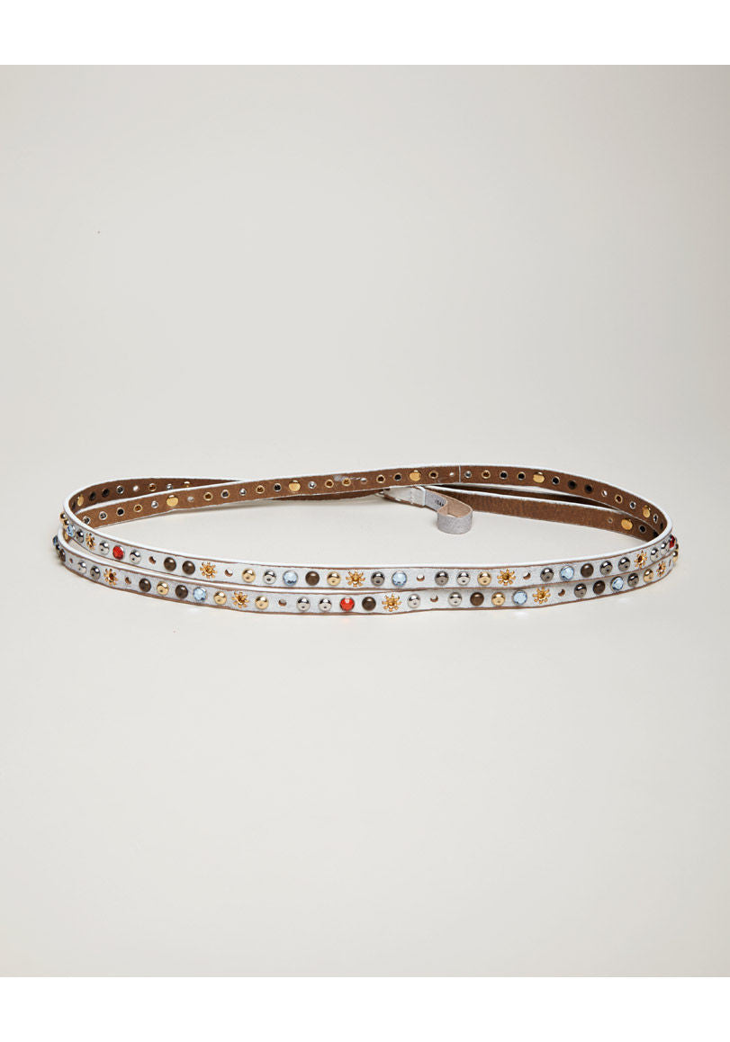 Camille Double Wrap Elvis Belt