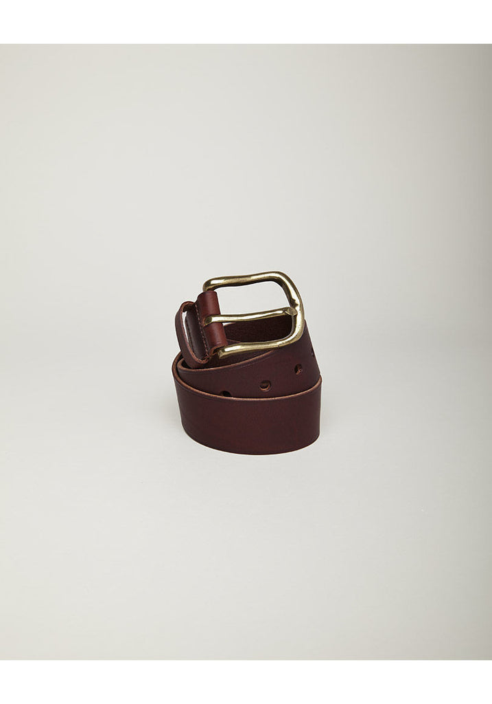 Clayne Leather Belt
