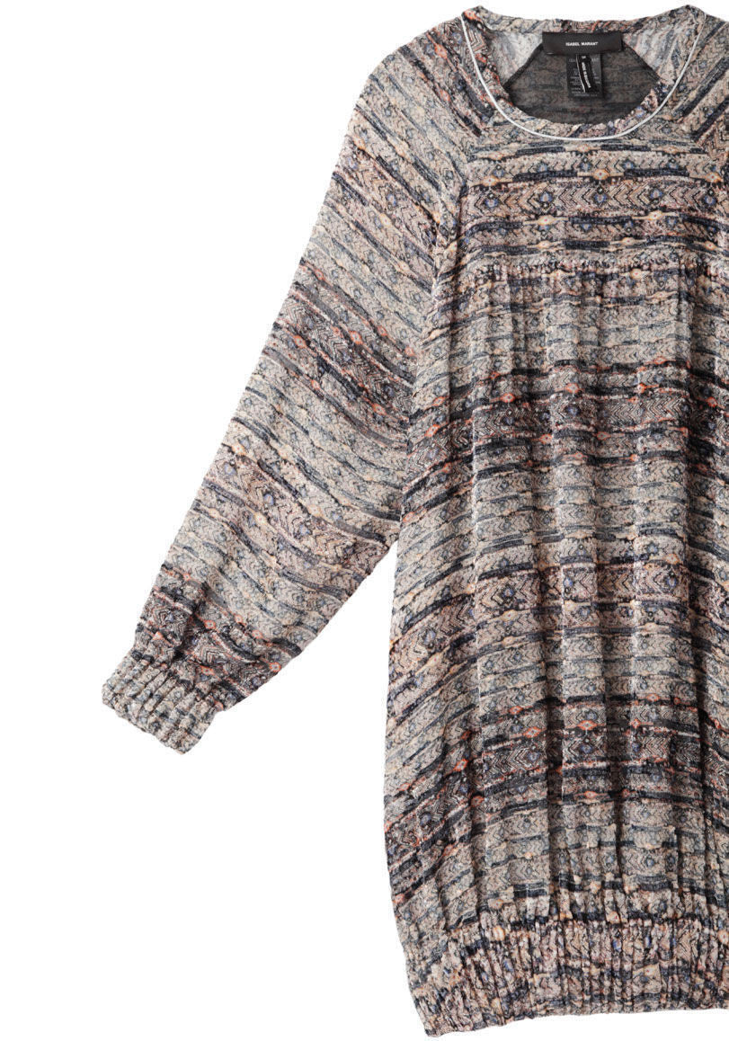 Elban Smocked Waist Tunic