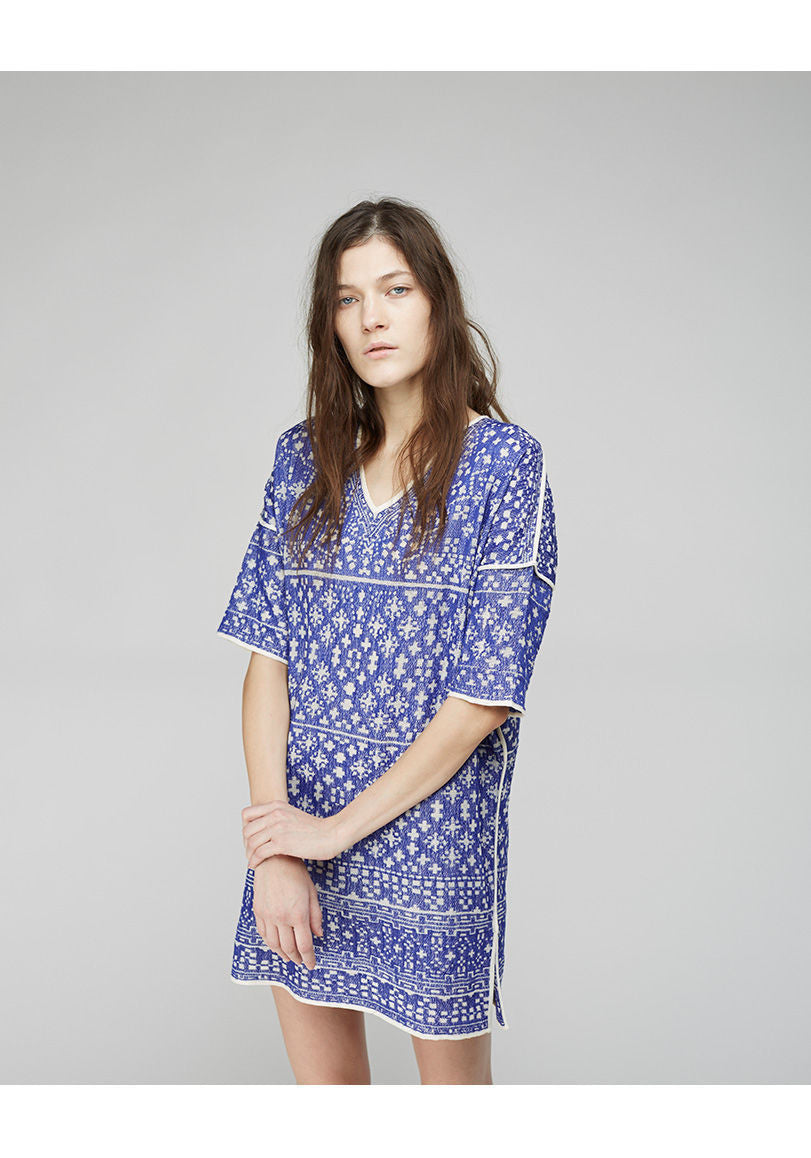 Beverly Embroidered Tunic