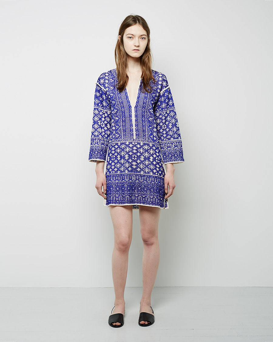 Bloom Embroidered Dress