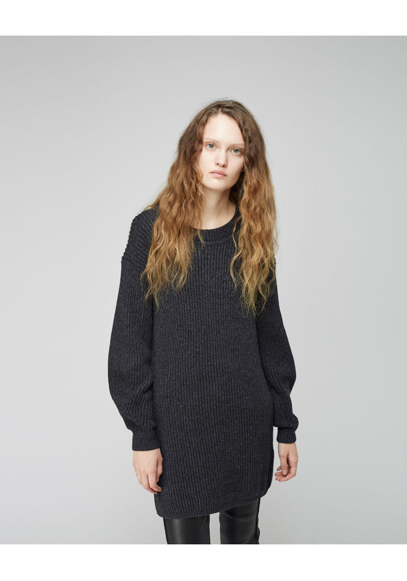 Buckley Long Ribbed Knit