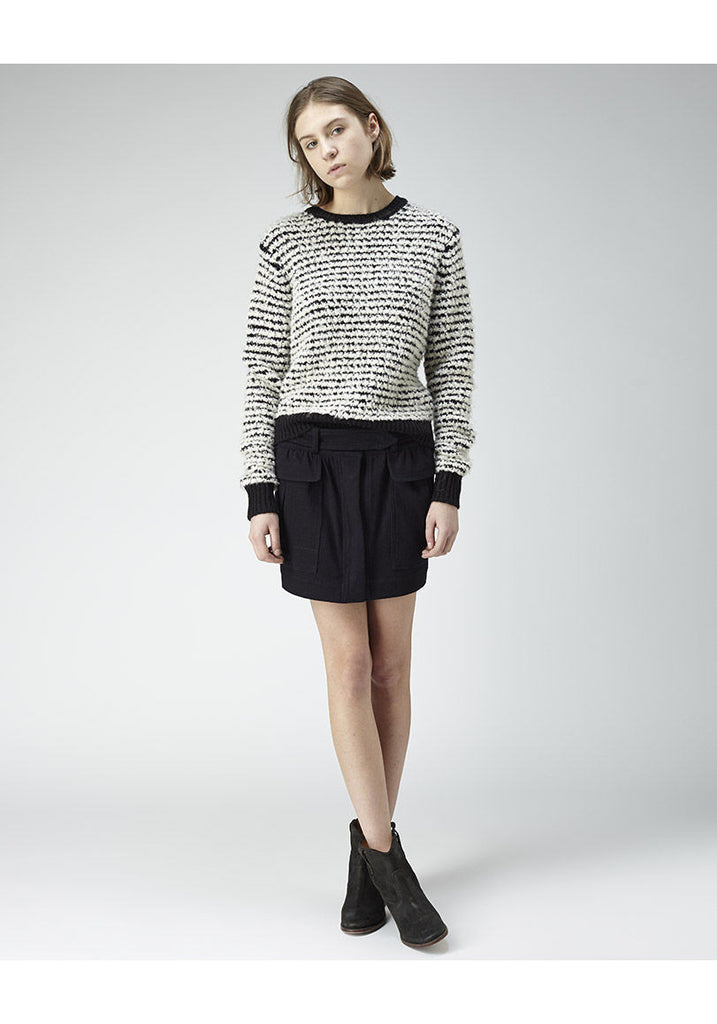 Canelia Striped Knit