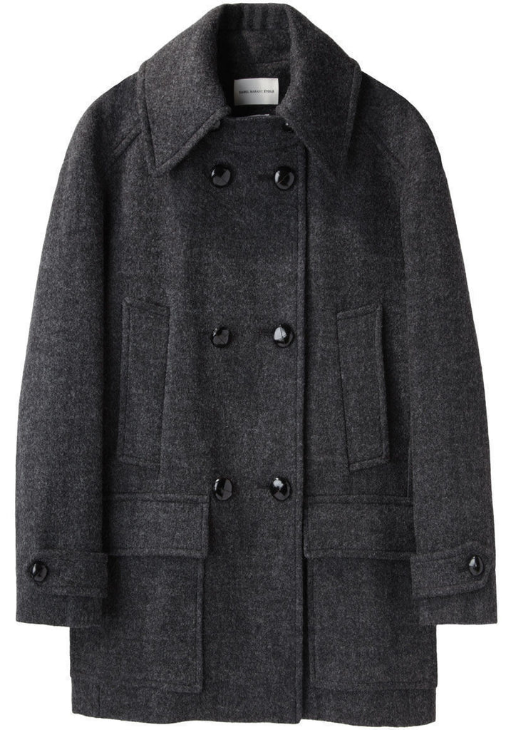 Chester Double-Breasted Coat