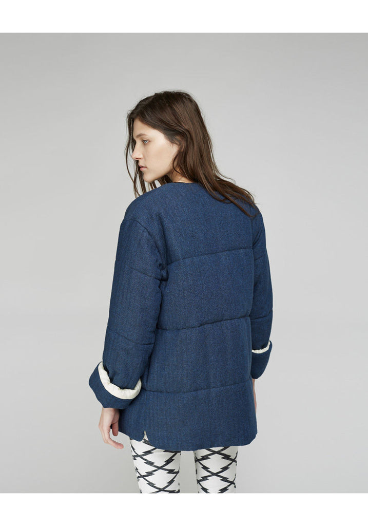 Daley Quilted Coat