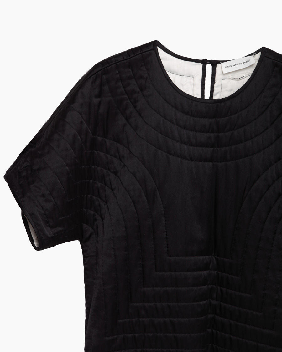 1f5926c826a Isabel Marant Étoile. Landers Quilted Silk Top. $275.00 $550.00. Previous. Landers  Quilted Silk Top