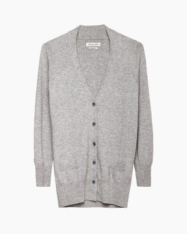 Obi Shawl Collar Cardigan