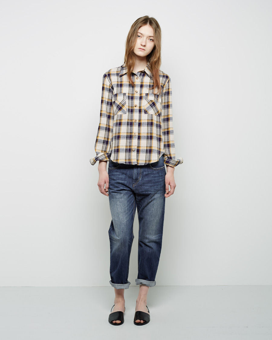 Ugo Plaid Shirt