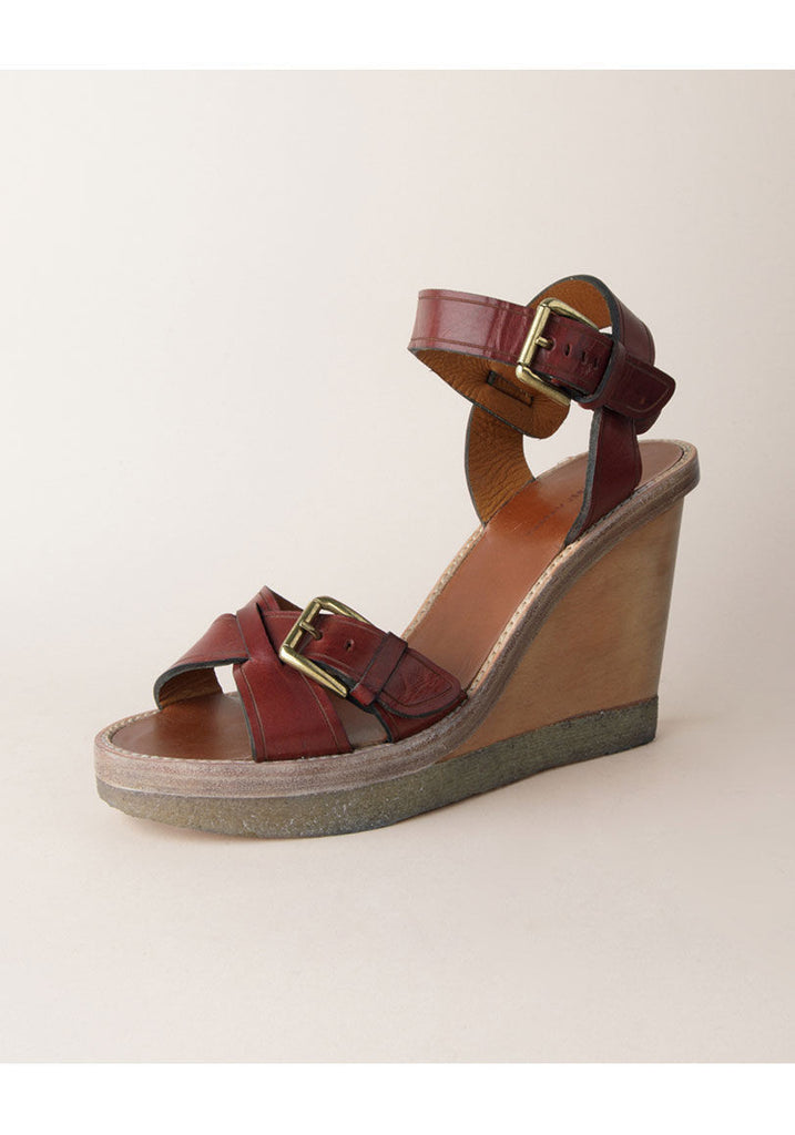 Handy Wedge Sandal