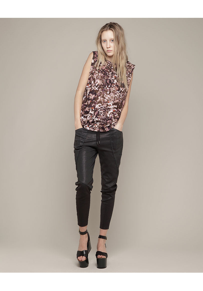 Kado Leather Pant