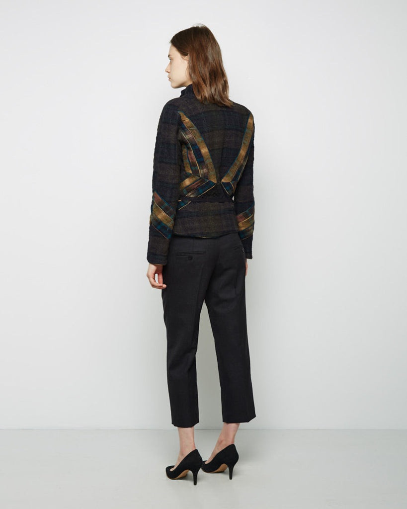 Kaphir Cropped Suiting Pant