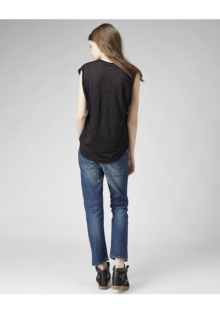 Melany Sleeveless Tee