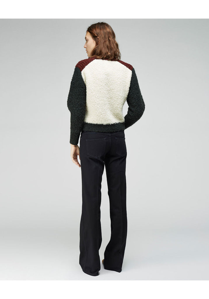 Owel Colorblocked Knit
