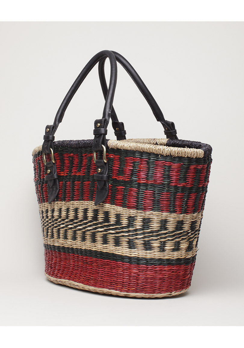 Patcha Straw Bag