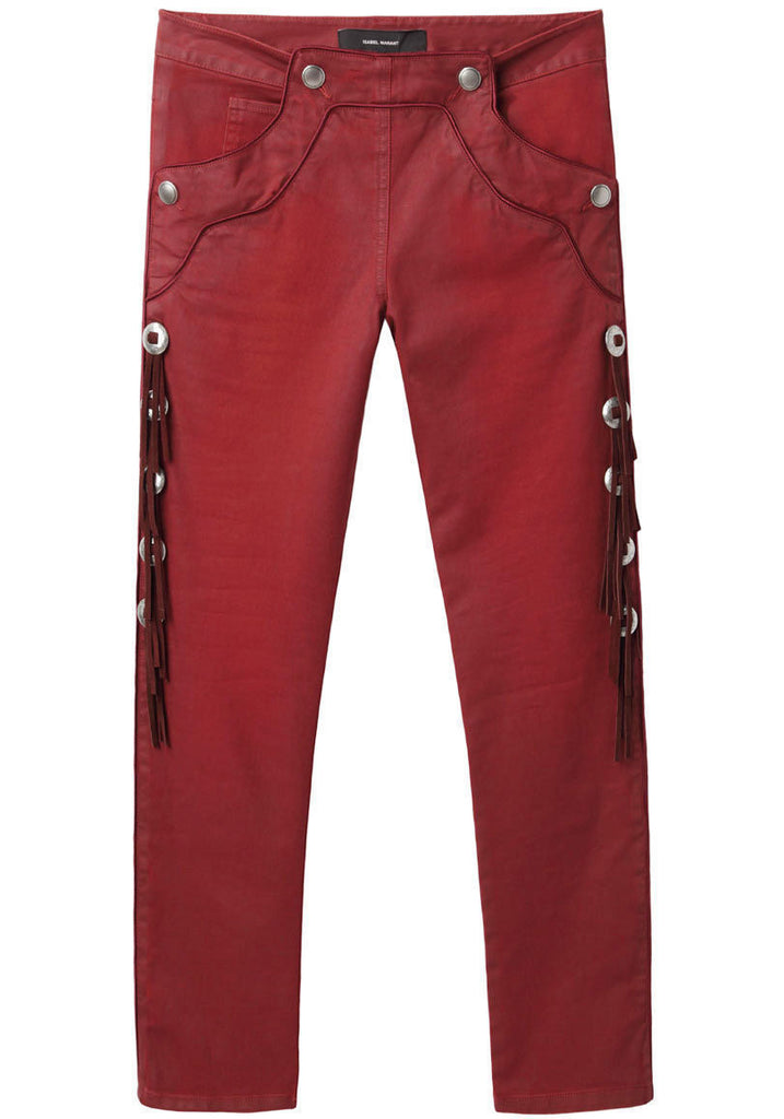 Rodwell Jeans with Fringe