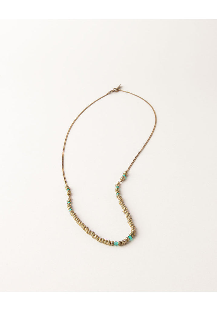 Santa Fe Beaded Necklace