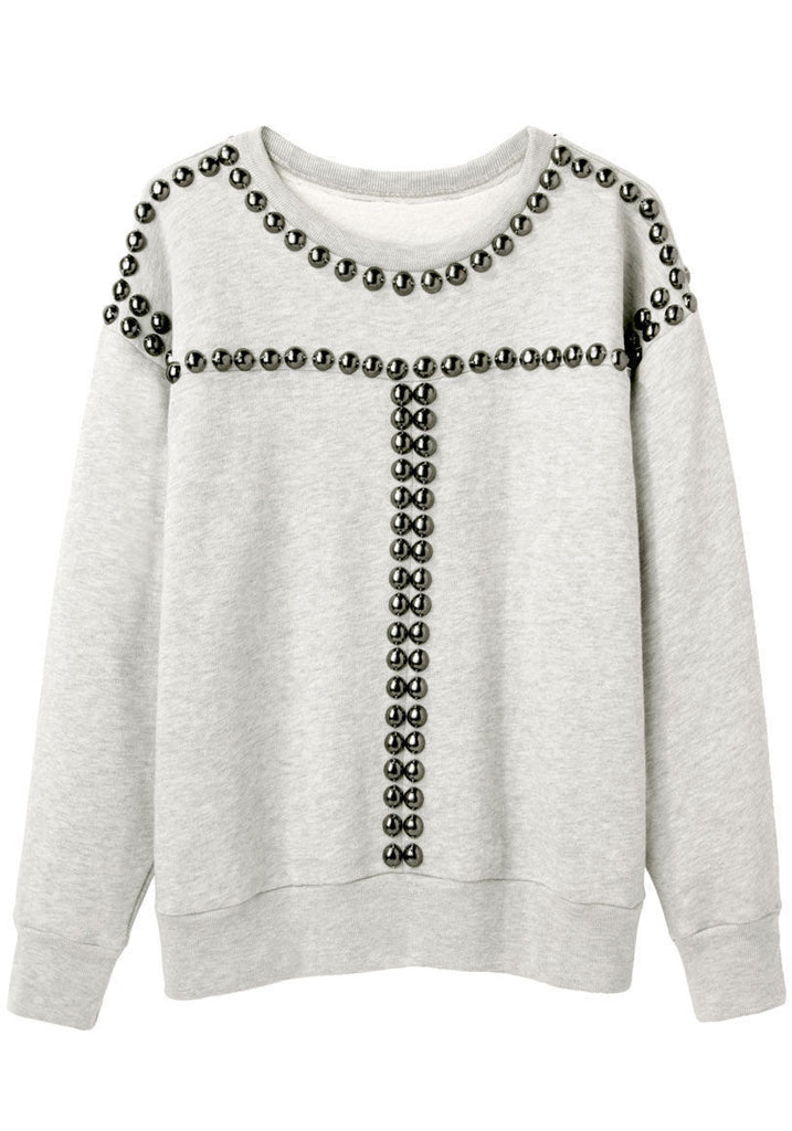 Scotty Studded Sweatshirt