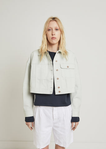 Kremi Cotton Short Jacket