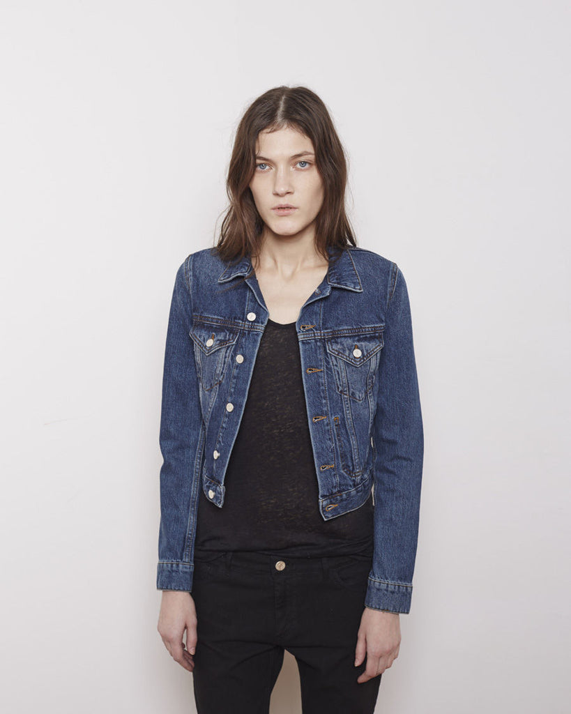 Tag Vintage Denim Jacket