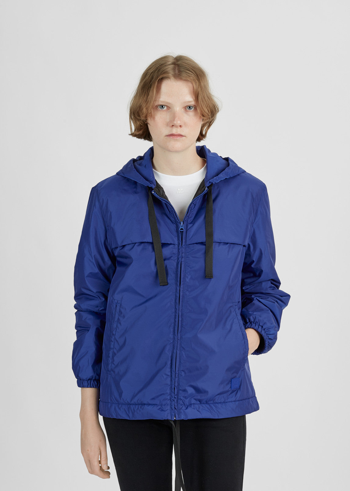 Mayland Face Hooded Jacket