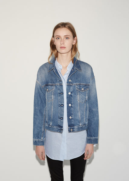 Lab Denim Jacket