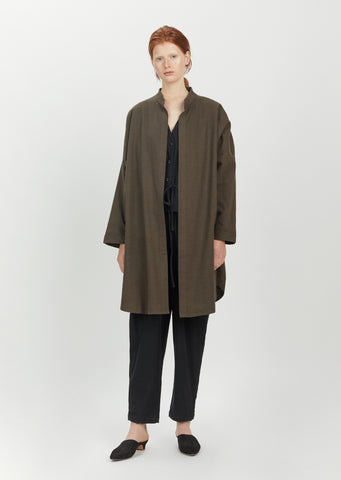 Long Square Jacket