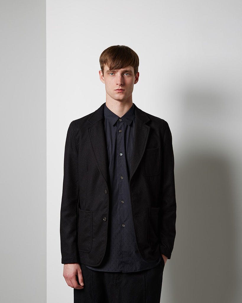 Jacquard Lined Jacket