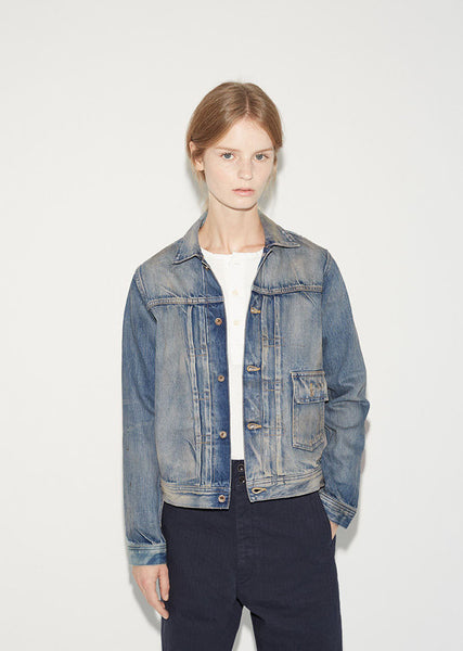 CHIMALA Denim Jacket La Garconne