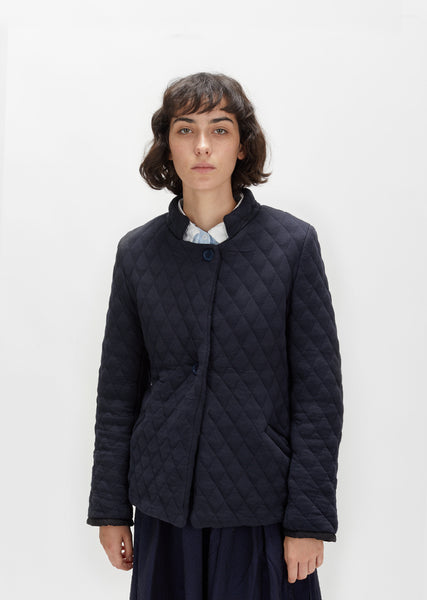 Quilted Double-Faced Jacket