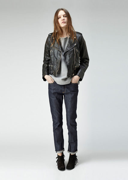Golden Goose Golden Chiodo Jacket La Garconne